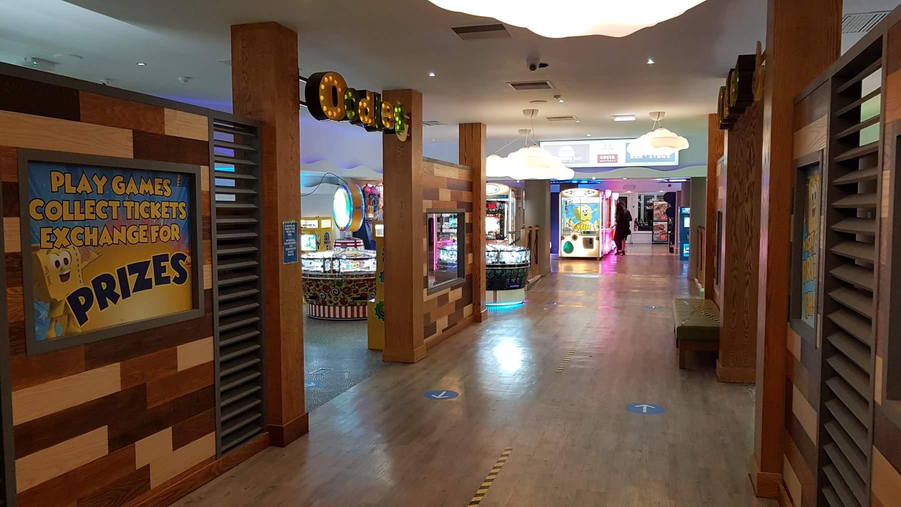 Arcade-8