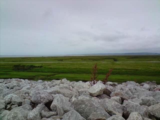 Sea wall 1