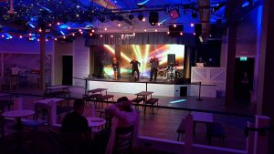Marina Bar Stage
